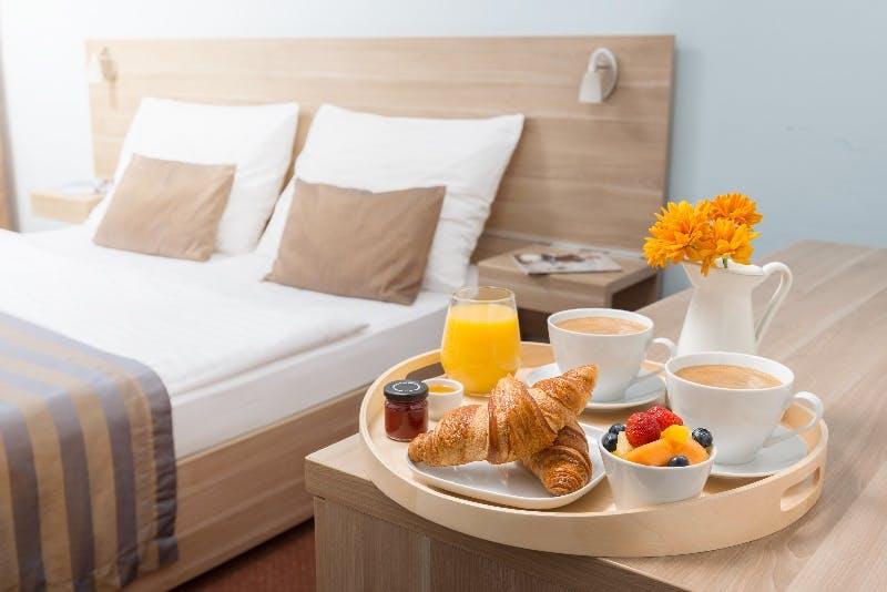 Hotel Erfurt Frühstück